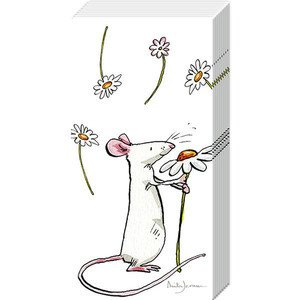 Papiertaschentücher A Daisy for you IHR