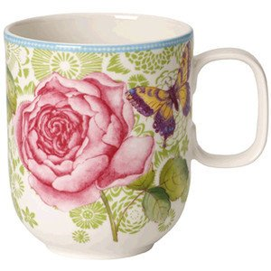 "Becher mit Henkel 350 ml ""Rose Cottage"" Villeroy & Boch"