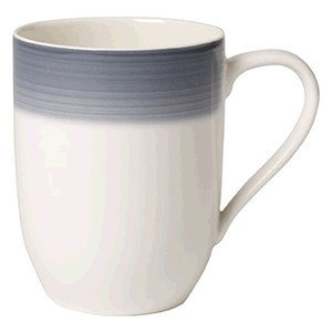 Becher mit Henkel 0,37l Colourful Life Cosy Grey Villeroy & Boch