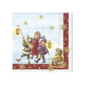 Toys Lunch-Serviette 2 20St Winter Specials - Villeroy & Boch
