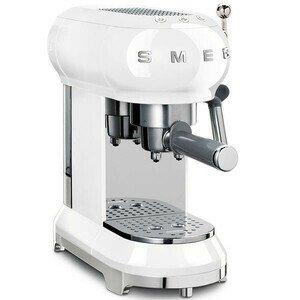 Espressomaschine 50's Style weiß smeg