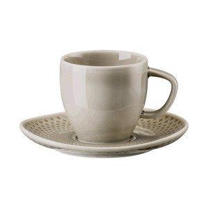 Espressotasse i.GK Junto Pearl Grey Rosenthal