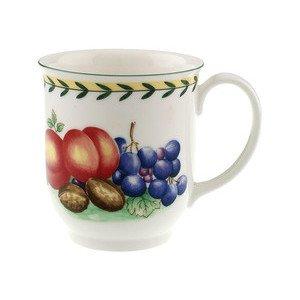 """Becher 420 ml rund mit Henkel """"French Garden Fleurence"""" Villeroy & Boch"""