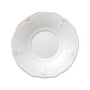 """Tee-Untertasse 15 cm """"Baronesse Estelle Pink"""" Hutschenreuther"""