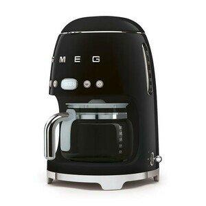 Filter-Kaffeemaschine 50's Style schwarz smeg
