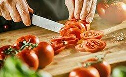 Tomatenmesser