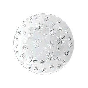 Platzteller 32 cm klar Stars 2er Set Nachtmann