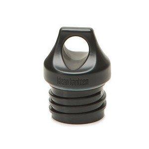 Deckel Loop Cap schwarz für Classic Flaschen klean kanteen