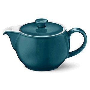 Teekanne 0,4ltr. Solid Color petrol Dibbern