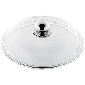 Deckel mit Metallgriff Ø 18 cm Glas Silit