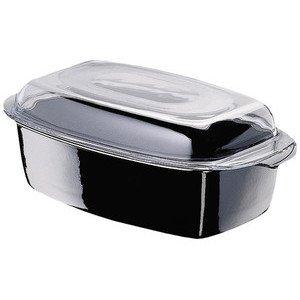 Schlemmerkasserolle mit Deckel Ø 32,0 cm Silargan Silit