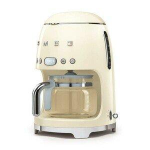 Filter-Kaffeemaschine 50's Style creme smeg