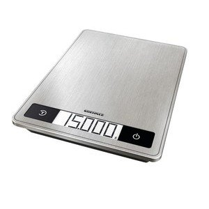 Waage silber Page Profi 200 15 kg Soehnle