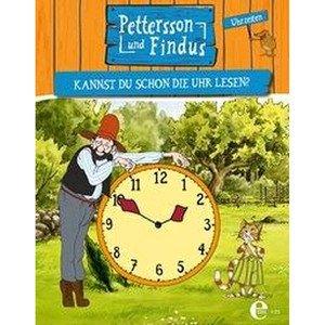 Buch: Pettersson & Findus Kennst du schon die Uhr ? ZS Verlag
