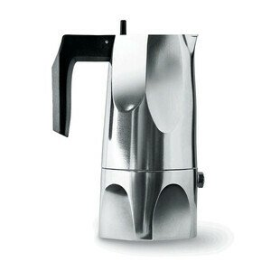 Espressokanne Ossidiana 13,5cl Alessi