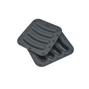 Wursti-Maker 2-tlg 1,8 x 17,3 x 3 cm iron grey Lurch