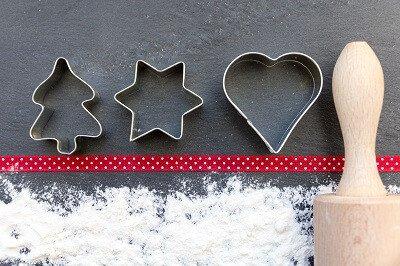 Plätzchen Ausstecher für Weihnachten