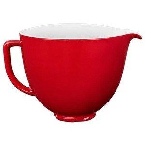 Keramikschüssel 4,83l empire rot KitchenAid