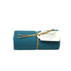 Handtuch azure blau Solwang