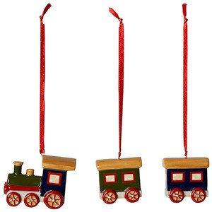 Zug 5,6cm Set 3tlg. Nostalgic Ornaments Villeroy & Boch