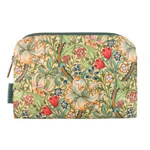 Kosmetik Tasche klein Morris & Co. Golden Lily Heathcote & Ivory
