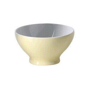 Bol 0,5 ltr. Solid Color vanille Dibbern