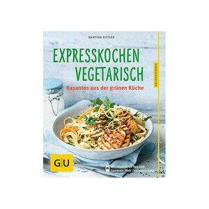 Buch: Expresskochen vegetarisch Küchenratgeber Gräfe und Unzer