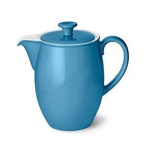 """Kaffeekanne 1,25 l """"Solid Color Vintage Blue"""" Dibbern"""