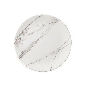 """Teller 32 cm """"Carrara"""" flach Dibbern"""