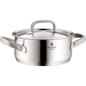 "Bratentopf ""Gourmet Plus"" Ø 20,0 cm Cromargan 18/10 WMF"