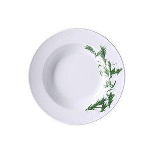 "Suppenteller 23 cm ""Herbaticum"" Rosmarin Dibbern"