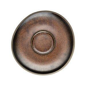 Kombi Untertasse Junto Bronze Rosenthal
