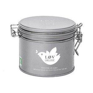 Tee Winter in Lov 100g in Dose Løv Organic