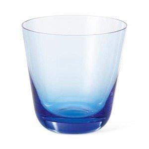Glas 0,25 ltr. Capri azurblau Dibbern