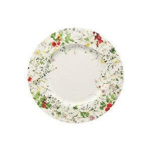 Frühstücksteller 23 cm Blumen Brillance Fleurs Sauvages Rosenthal