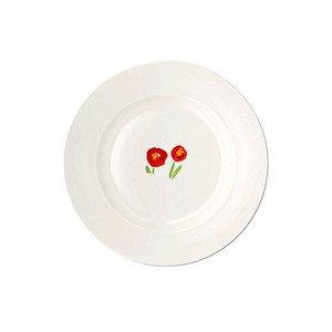 """Frühstücksteller 21 cm """"Impression Mohn"""" Dibbern"""