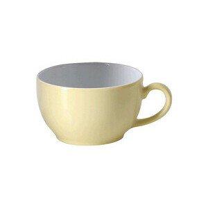 Obertasse 0,25 l Solid Color vanille Dibbern