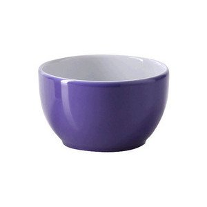 "Zuckerschale 190 ml ""Solid Color Violett"" Dibbern"