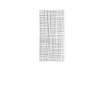 Platte flach 26x13cm Mesh Line Forest Rosenthal