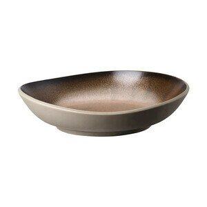 Teller tief 22 cm Junto Bronze Rosenthal