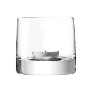 Teelichthalter 8,5 cm klar Light LSA International