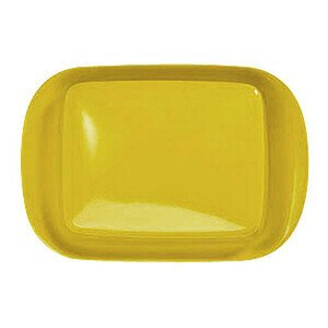 Butterdose Solid Color sonnengelb Dibbern