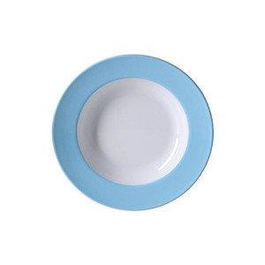 """Suppenteller 23 cm """"Solid Color Hellblau"""" Dibbern"""