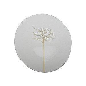 "Platte 39,0 cm ""Golden Forest"" oval Dibbern"