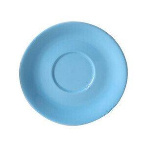 Jumbountertasse Solid Color Hellblau rund Dibbern
