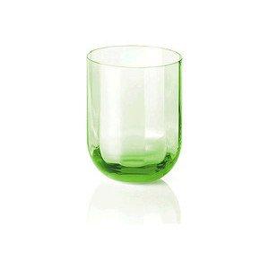 Glas 0,25 ltr. grün Rotondo Optic Dibbern