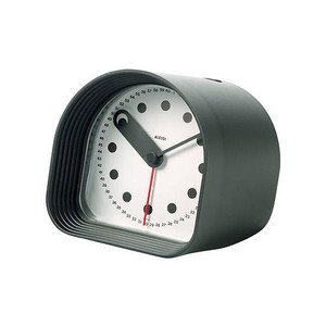 Uhr Optic-Schwarz Alessi