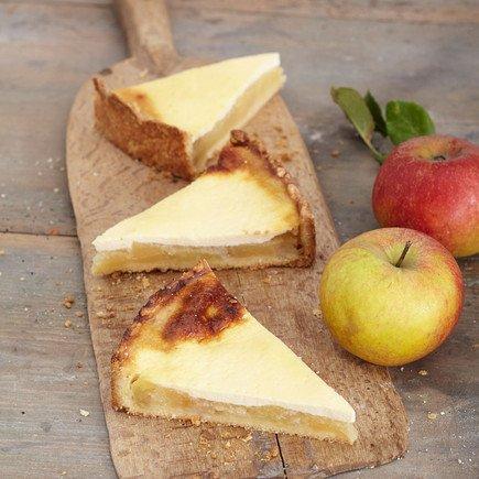 Apfel Schmandkuchen Rezepte Magazin Tischwelt Online Shop