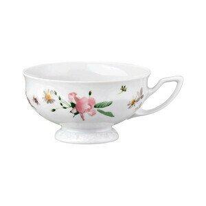 Teeobertasse 200 ml Blumen Maria Pink Rose Rosenthal