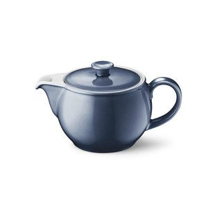 Teekanne 0,8 ltr. Solid Color indigo Dibbern